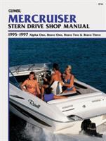 Clymer MerCruiser Stern Drive Shop Manual