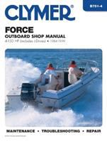 Clymer Force Outboard Shop Manual