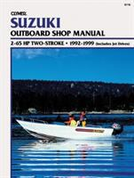 Clymer Suzuki Outboard Shop Manual