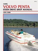 Clymer Volvo Penta Stern Drive Shop Manual 1994-2000