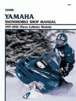 Clymer Yamaha Snowmobile Shop Manual 1997-2002 (three-cylinder Models)