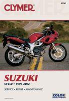 Suzuki SV650, 1999-2002