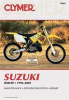 Clymer Suzuki RM 250, 1996-2002