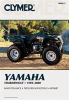 Clymer Yamaha Timberwolf, 1989-2000