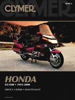Clymer Honda GL1500 Gold Wing, 1993-2000