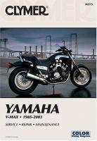 Clymer Yamaha V-Max, 1985-2003