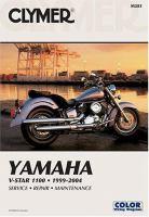 Clymer Yamaha V-Star, 1999-2004