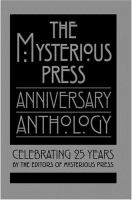 The Mysterious Press Anniversary Anthology