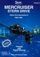 Mercruiser Stern Drives 1992-96 Repair Manual