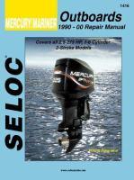 Mercury/Mariner Outboards 1990-00 Repair Manual