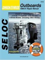 Seloc Johnson/Evinrude Outboards 1996-01 Repair Manual