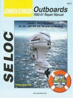 Seloc Johnson/Evinrude Outboards 1992-01 Repair Manual