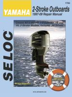 Seloc Yamaha Outboards 1997-03 Repair Manual, All 2-stroke Engines