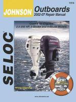 Seloc Johnson Outboards, 2002-07 Repair Manual
