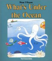What's Under the Ocean