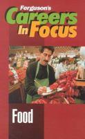 Careers in Focus: Food