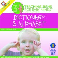Teaching signs for baby minds