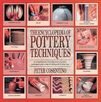 Encyclopedia of Pottery Techniques