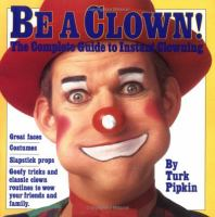 Be A Clown!