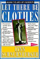Let There Be Clothes