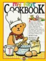 My First Cookbook