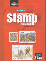 Scott 2011 Standard Postage Stamp Catalogue