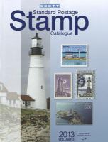 Scott Standard Postage Stamp Catalogue, 2013, Volume 2