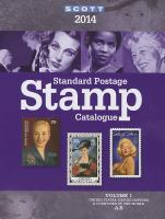 Scott Standard Postage Stamp Catalogue, 2014, Volume 1