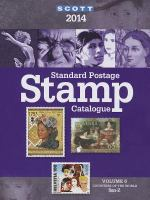 Scott 2014 Standard Postage Stamp Catalogue