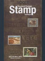 Scott's Standard Postage Stamp Catalogue