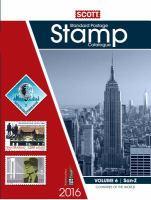 Scott Standard Postage Stamp Catalogue