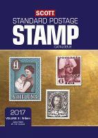 Scott Standard Postage Stamp Catalogue 2017