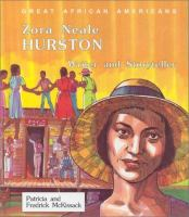 Zora Neale Hurston, Writer and Storyteller
