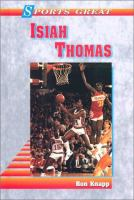 Sports Great Isiah Thomas