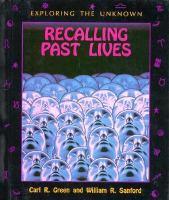Recalling Past Lives