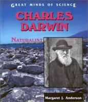 Charles Darwin : Naturalist