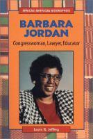 Barbara Jordan