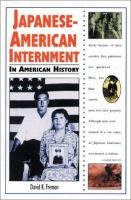 Japanese-American Internment in American History