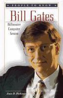 Bill Gates, Billionaire Computer Genius