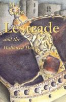 Lestrade and the Hallowed House