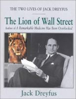 The Lion of Wall Street