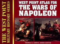 Atlas for Wars of Napoleon