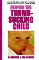 Helping the Thumb-sucking Child