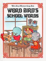 Word Bird's School Words