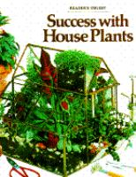 Reader's Digest Success With House Plants