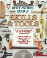 Reader's Digest Book of Skills & Tools