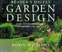 Reader's Digest Garden Design