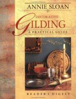 Decorative Gilding