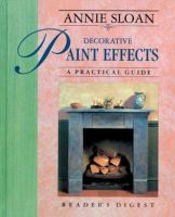 Decorative Paint Effects