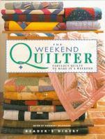 Weekend Quilter